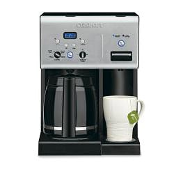 Cuisinart CHW-12 12-cup Programmable Coffeemaker with Hot Water System