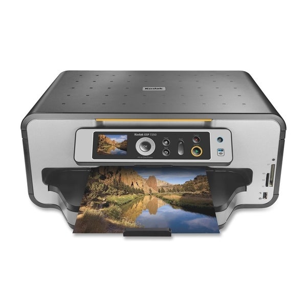 Kodak ESP 7250 Inkjet Multifunction Printer - Color - Photo Print - D