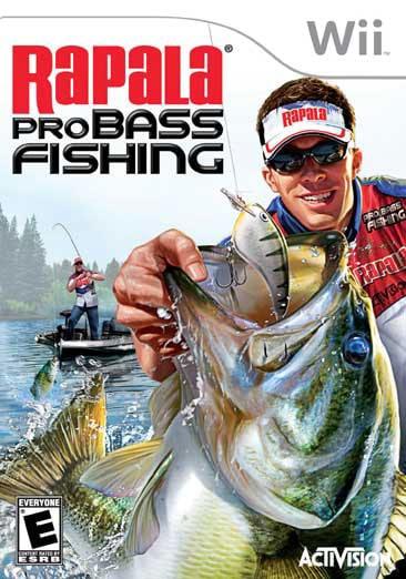 Wii - Rapala Pro Fishing (2010)