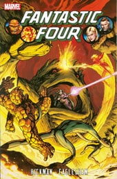 Fantastic Four by Jonathan Hickman Vol. 2 (Paperback)