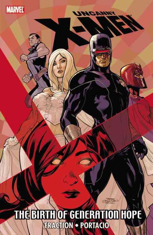 Uncanny X-men: The Birth of Generation Hope (Paperback)