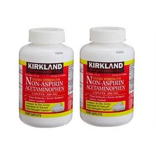 Shop Kirkland Signature 500 Ct Extra Strength Non Aspirin