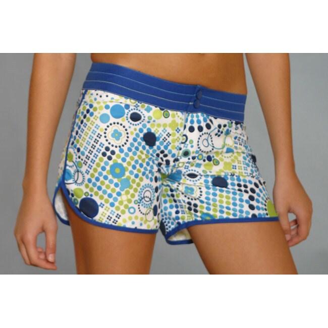 PipeLine Junior's Hot Dots Board Shorts