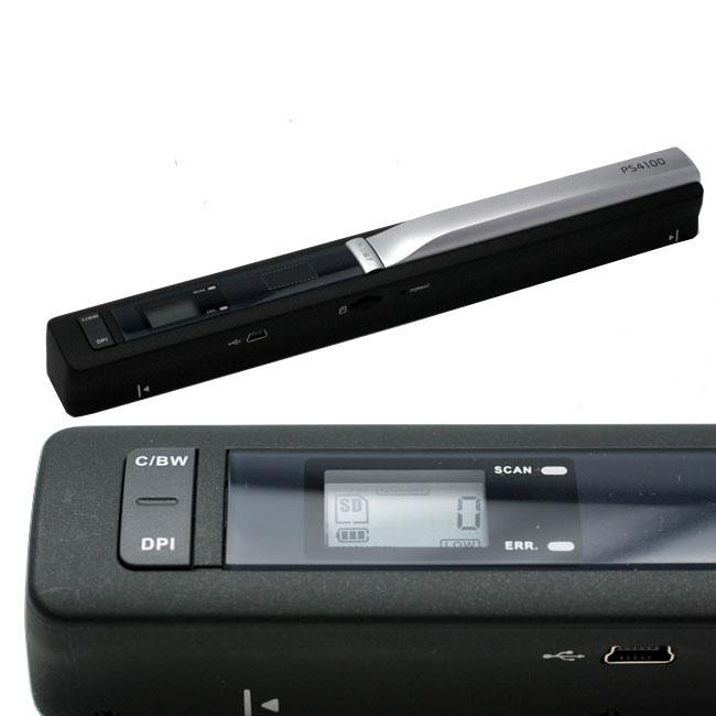 Vividscann PS410 Handyscan Portable Scanner
