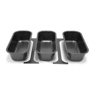 Nesco 4908-12-40PR 3-piece 2.75-quart Non-stick Buffet Pans