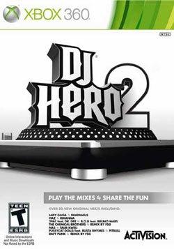 Xbox 360 - DJ Hero 2