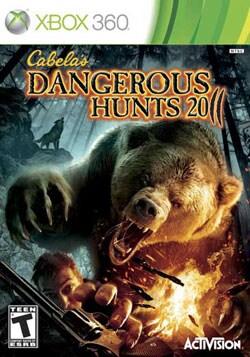 Xbox 360 - Cabela`s Dangerous Hunts 2011