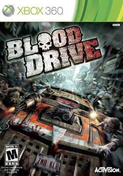Xbox 360 - Blood Drive