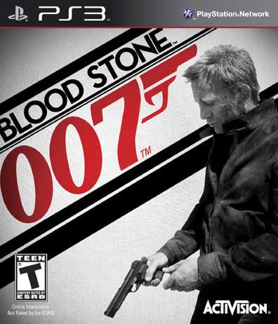 PS3 - James Bond 007: Blood Stone - By Activision