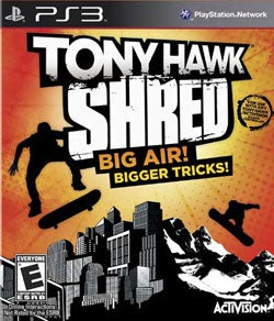 PS3 - Tony Hawk: Shred - By Activision