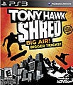 PS3 - Tony Hawk: Shred - By Activision