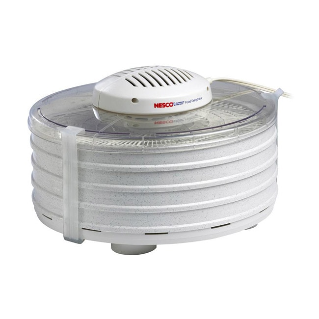 Nesco American Harvest FD-37 400 Watt Food Dehydrator - Thumbnail 0