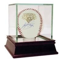 Steiner Sports Autographed AJ Burnett MLB Baseball with Hologram