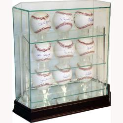 Steiner Sports Glass 9-ball Baseball Case