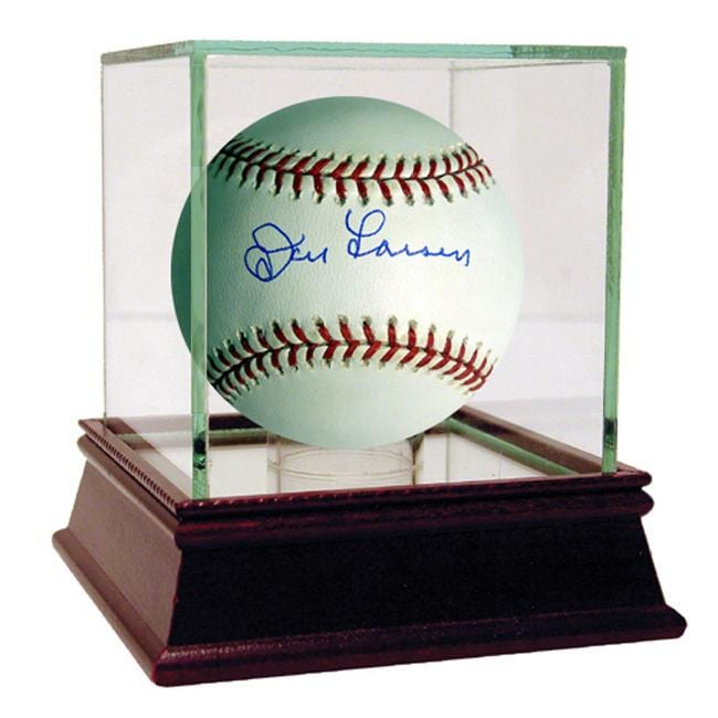 Steiner Sports Autographed Don Larsen Major League Baseball - Thumbnail 0