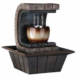 Ore International Earth-tone Meditation Fountain