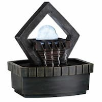 Ore International Green Indoor Meditation Fountain
