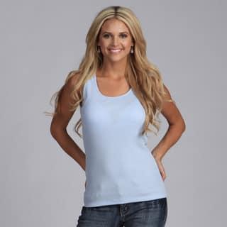 Yogacara Women's Ribbed Tank Top https://ak1.ostkcdn.com/images/products/5156400/5156400/Yogacara-Womens-Ribbed-Tank-Top-P12998073.jpg?impolicy=medium