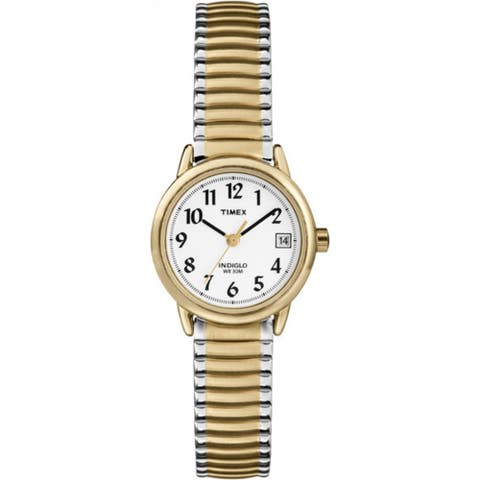 Timex Women's T2H381 Easy Reader 25mm Watch