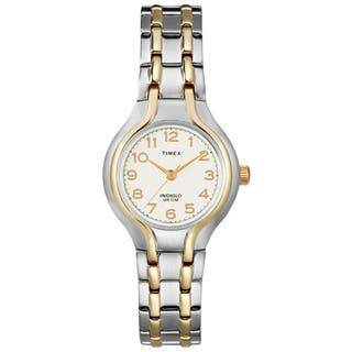 Timex Women's T27191 Elevated Classics Dress Sport Stainless Steel Bracelet Watch|https://ak1.ostkcdn.com/images/products/5156950/5156950/Timex-Womens-T27191-Elevated-Classics-Dress-Sport-Stainless-Steel-Bracelet-Watch-P12998368.jpg?impolicy=medium