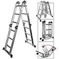 OEM Multipurpose Aluminum Folding Ladder
