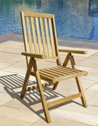 Teak Outdoor Chair - Thumbnail 1