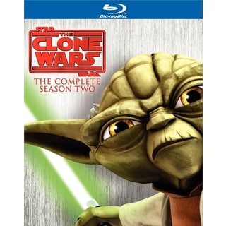 Star Wars: Clone Wars Season Two (DVD)