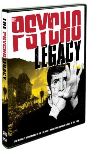 The Psycho Legacy (DVD)