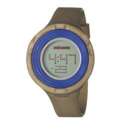 Nixon Women's 'The Widgi' Polycarbonate Digital Quartz Watch with Gray Dial