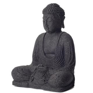 Handmade Garden Buddha Sculpture (Indonesia)