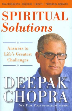 Spiritual Solutions: Answers to Life's Greatest Challenges (Hardcover)
