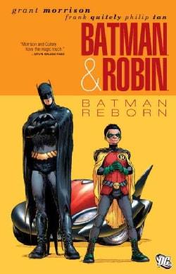 Batman & Robin 1: Batman Reborn (Paperback)