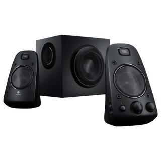 Logitech Z623 2.1 Speaker System - 200 W RMS|https://ak1.ostkcdn.com/images/products/5159838/P13000568.jpg?impolicy=medium