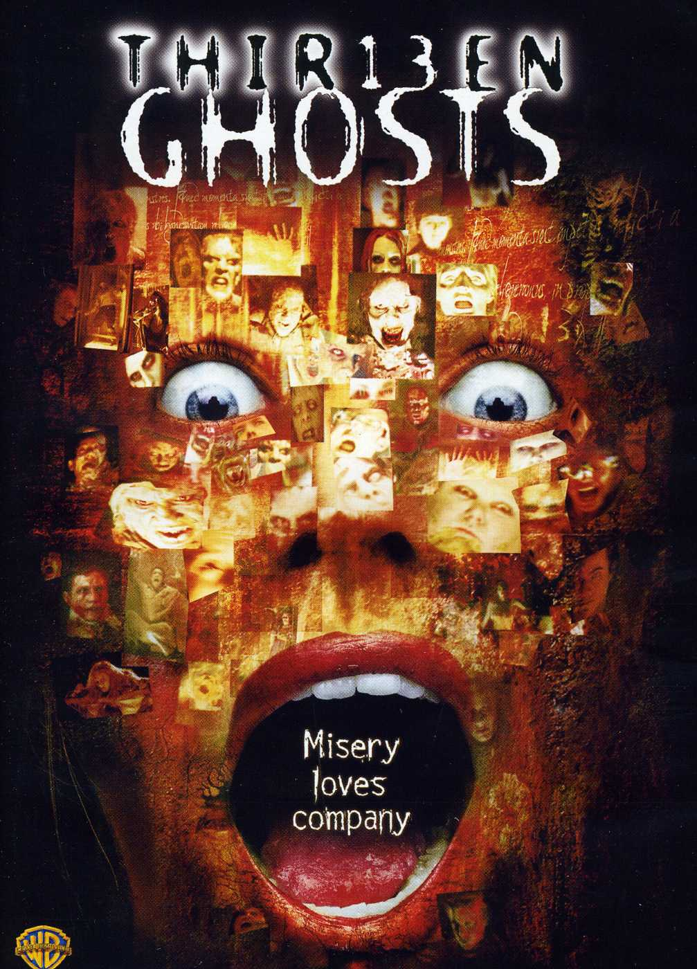 Thirteen Ghosts (DVD)