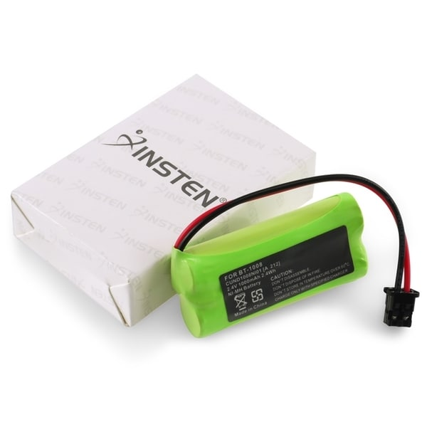 INSTEN Cordless Phone Battery for Uniden BT-1008