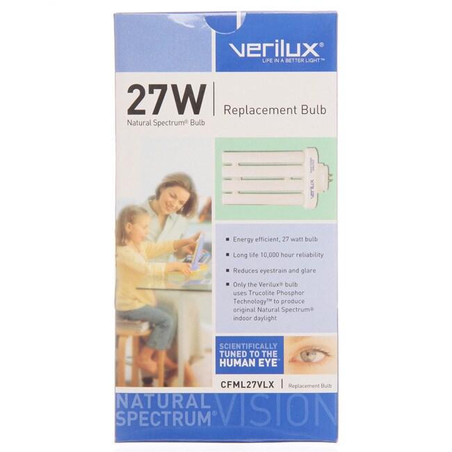 Verilux Cfml 27-watt 10,000 Hour Replacement Bulb (Verilu...