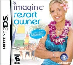 Nintendo DS - Imagine: Resort Owner - By Ubisoft