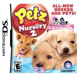 Nintendo DS - Petz Nursery 2