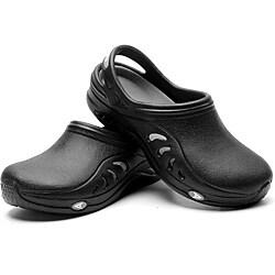 Sloggers Men's Black Uni Garden Sandal