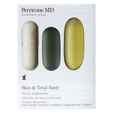 Perricone MD Skin and Total Body Supplements (Case of 60)
