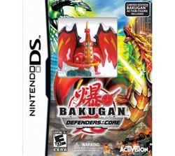 Bakugan Battle Brawlers: Defenders of the Core with Limited Edition Bakugan Action Figure
