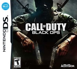 Nintendo DS - Call of Duty: Black Ops