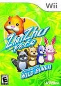 Wii - Zhu Zhu Pets: Wild Bunch - By Activision