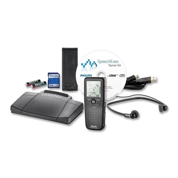 Philips Pocket Memo 9399 2GB Digital Voice Recorder