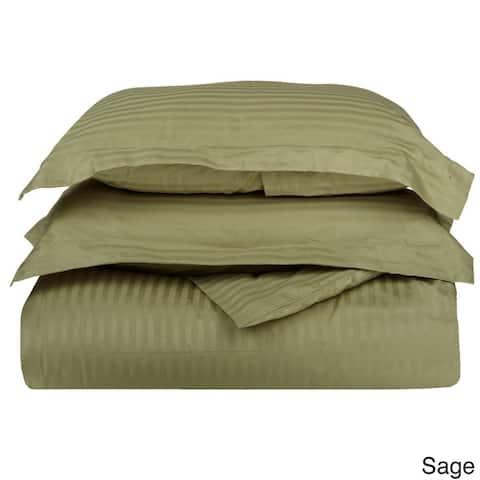 Miranda Haus Safa 300-Thread Count Egyptian Cotton Duvet Cover Set