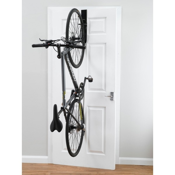 One Bike Solo Vertical Door Mount Free Shipping On