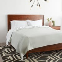 Strick & Bolton Vilas Queen-size Mid-century Style Bed