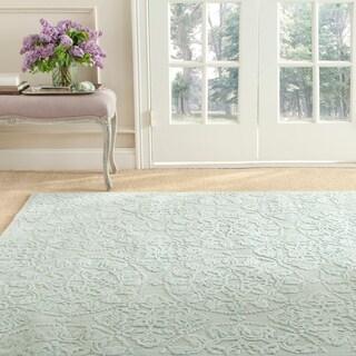 Martha Stewart Terrazza Ivory Cotton Rug (7'9 x 9'9)
