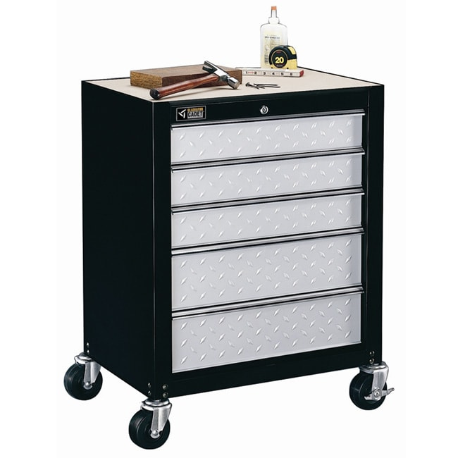 Stack On Cadet 26 Inch Wide 5 Drawer Project Center