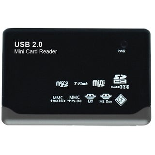 Gear Head CR4200 23-in-1 USB 2.0 Flash Card Reader